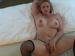 Snow Bunny Milf Loves Young Black DIck