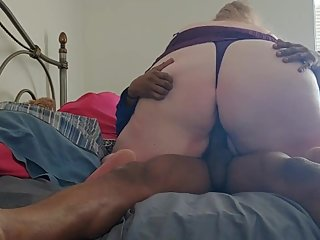 Ssbbw Riding Bbc For Her Nut 2