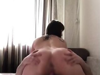 Home sex with Russian prostitute Anna_1