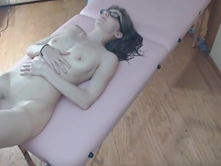 Mia Mynx Fucked on a Massage Table