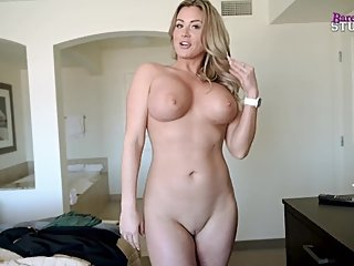 Sharing a Bed with My Busty Step Mom While on Vacation - Coco Vandi