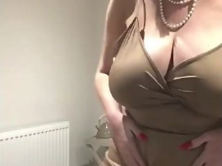 AnnabelТs latte dress live camshow play