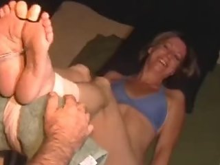 MILF Dr. Mo's Foot Tickling Treatment
