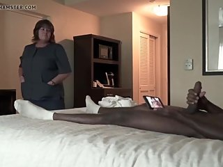 hotel maid like flashed dick