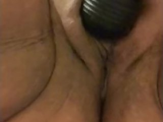 Pretty Pussy loves the vibrator