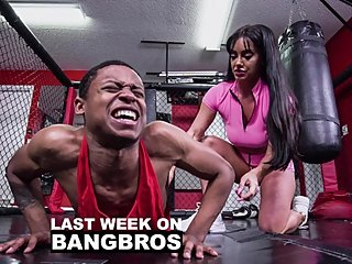 Last Week On BANGBROS : 02/08/2020 - 02/14/2020