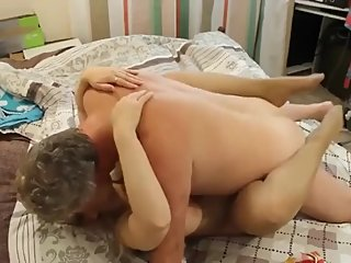My best friend fucks hard my mature wife on hidden camera