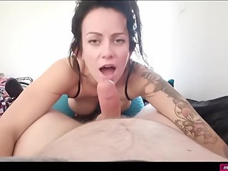 #23 Melody Radford INSTAGRAM MODELТS Private Shower & Blowjob Vids Leaked!