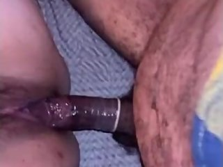 Ling ling get Her pussy stretched by bbc