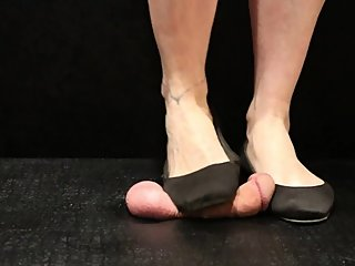 Cock Trample my slave in my Stinky Flats full video