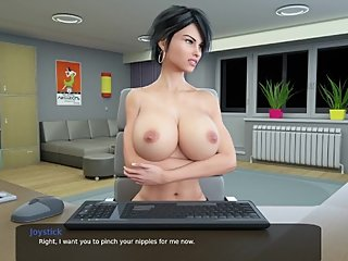 Milf City (PT 2) - Turned my teacher into a cam girl - Celia Route