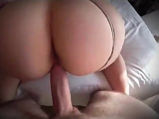 Step mom introduced into the porn world by step son for fuck and blowjob