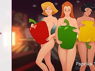 Paprika Trainer [v0.4.5.0] Totally Spies Part 1 Sexy Chicks By LoveSkySan69