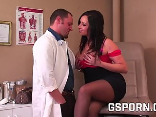 Doctor fuck my pussy