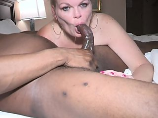 Jenna Jaymes Goes Crazy On BBC 1080p