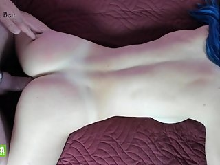 Big Dick Filling MILF with Anal Creampie