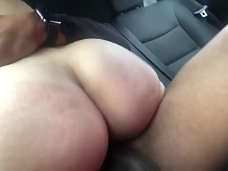 Sexy Milf Rides Me In The Car