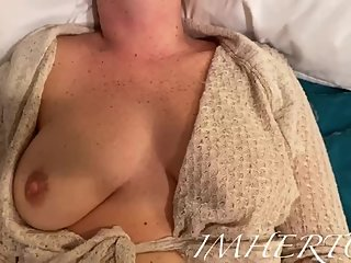 Hubby Cock Slaps My Clit Until I Cum, Then On to But Plug And Hard Fucking!
