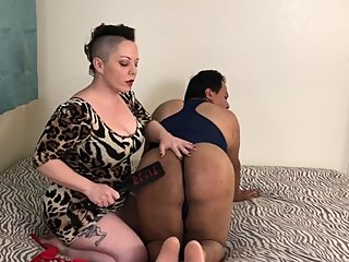 Nikki Spanks BootyDevine While You Stroke JOI