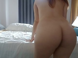 Pregnanat wife in bed homemade real amateur redhead woman revealing tease