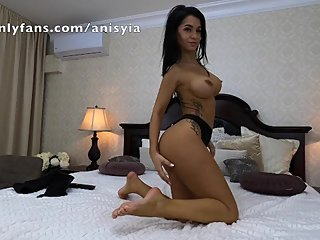 perfect tan body - anisyia livejasmin in 4k