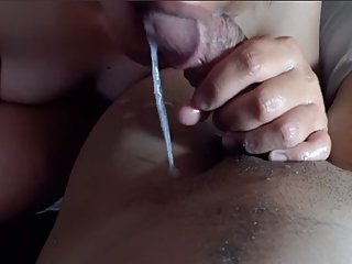 Pinay Close Blowjob Cumshot and Cumplay (pt.1)