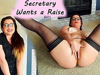 Secretary Wants a Raise