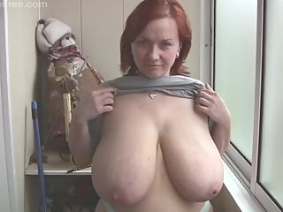 Curvy Milf - Beautiful Big Tits