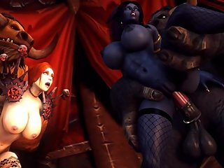 Warcraft - Xsara Foursome