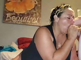 Sexy Chubby Puerto Rican Sucking and Fucking Like A Pro