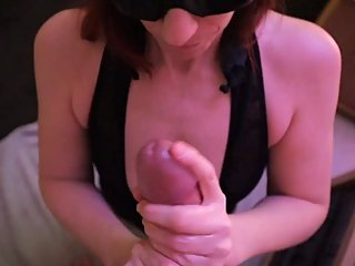 POV Blowjob in the Swinger Club